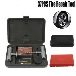 Reifenreparatur Set Vulkanisier Reifen Reperatur Flickzeug KFZ Reifen flicken