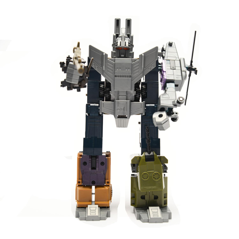 punto de venta Transformers G1 Bruticus 5 Combaticon Combaticon Combaticon figura de acción ataque Brawl reedición  diseñador en linea