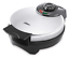 Commercial Belgian Waffle Maker Round Non Stick Kitchen Breakfast Waffles