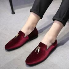 1aeaa2c2b9e2 item 2 Mens Velvet Loafers Slippers Gold Buckle Wedding Dress Shoes Slip On  Loafer Chic -Mens Velvet Loafers Slippers Gold Buckle Wedding Dress Shoes  Slip ...