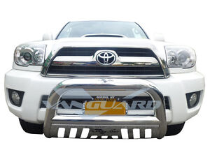 Vanguard Fits 0309 Toyota 4runner Front Bumper Protector Guard Bull. Is Loading Vanguardfits0309toyota4runnerfrontbumper. Toyota. Toyota 4runner Bumper Guard Diagram At Scoala.co