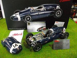 F1-COOPER-T51-14-GP-ITALIE-1959-S-MOSS-bleu-au-1-18-SCHUCO-450032600-formule-1