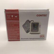 Vet Veterinary Lcd Digital Blood Pressure Heart Spo2 Monitor Nibp Contec08a