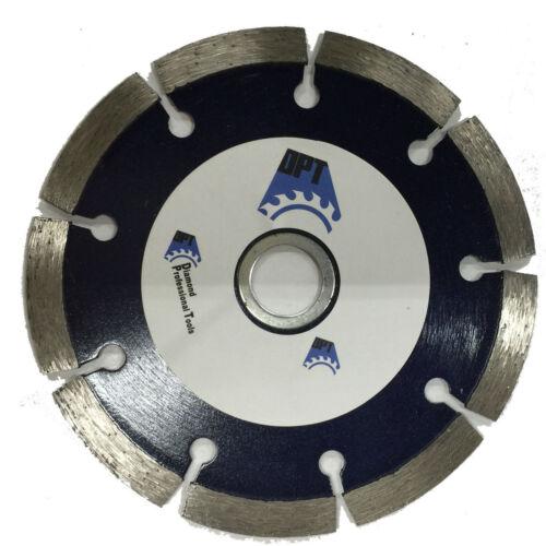 "5 Pack 4.5/"" Diamond Saw Blade Segmented Dry for Cutting Concrete Blocks Bricks"