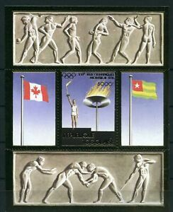 Togo MiNr. Block 100 postfrisch MNH Olympiade 1976 Montreal (Oly670