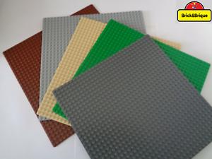 LEGO-Plaque-de-Base-32x32-Platten-base-plate-3811-10700-choose-color-NEUF-NEW