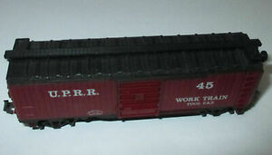 Minitrix-51-3215-00-Travail-Train-Outil-Car-Brun-Noir-4achs-Rarete-gt