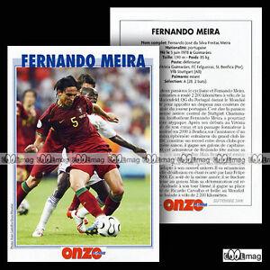 FERNANDO-MEIRA-SL-BENFICA-Fiche-Football-Futebol-2006