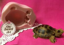 Water Turtle Sea, turtle Silicone Mold Food Cake Decoration soap Cupcake(FDA)