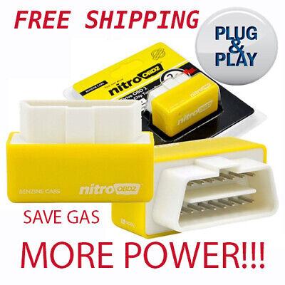 For Dodge RAM 1500 Power Performance Chip OBD2 Programmer Tuner Gas//Fuel Saver