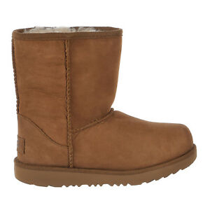 df4559d0476 Details about UGG Australia Classic Short II WP Pull-on Boot - Kids