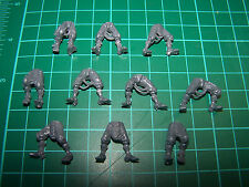 10 Adeptus Mechanicus Skitarii Legs (Bits)