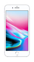 Apple iPhone 8 Plus - 64GB - Silver (Unlocked) Smartphone