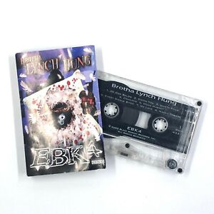 BROTHA LYNCH HUNG EBK4 Cassette Tape 2000 Black Market Rap Rare