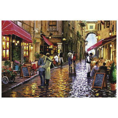 1000piece Paris Street Jigsaw Puzzle Puzzles For Adult Toy Learning Education UK