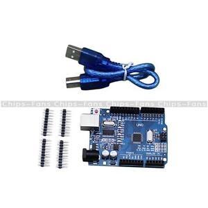 ATmega328P-HC-05-06-CH340G-UNO-R3-Board-Bluetooth-Module-DIY-W-Cable