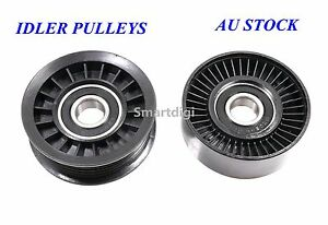Drive-Belt-Idler-Pulley-For-Ford-Falcon-EF-EL-AU-BA-BF-FG-4-0-Fairmont-Fairlane