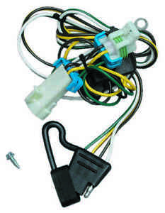 chevy trailer plug wiring 1998-2004 chevy s10 gmc sonoma pickup trailer hitch wiring ... 7 way trailer plug wiring diagram chevy #8