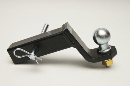Für Ford E-Series Anhängerkupplung Adapter US-Fahrzeuge 51x51mm Kugelkopf Kugel