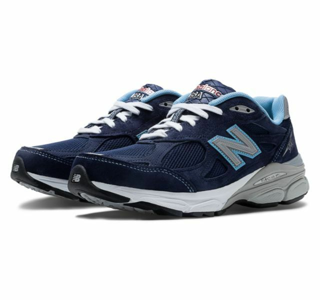 New Balance  W990NV3 Women's Everyday Running shoes, Navy  special offer