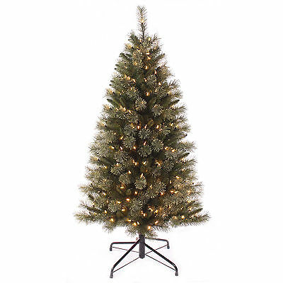 5ft Fibre Optic Christmas Tree
