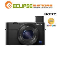 Sony  Cyber-shot RX100 IV 20.1 MP Digital Camera - Black