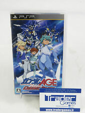 Mobile Suit Gundam Age: Cosmic Drive PSP JAPONAIS OCCASION COMPLETE USED