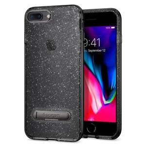 Spigen-iPhone-8-Plus-7-Plus-Case-Crystal-Hybrid-Glitter-Space-Quartz