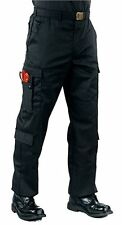 Mens EMS EMT Pants Medic 9Pkt All Sizes Uniform Black Navy ROTHCO 7801 7821 7823