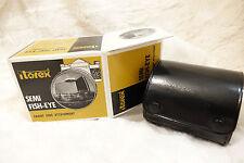 ITOREX Fisheye 52mm SER Semi obiettivo della fotocamera allegato VII