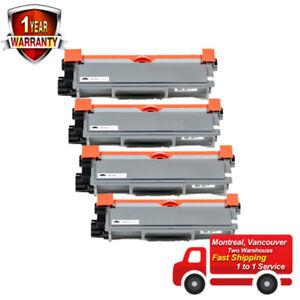 4PK NONOEM TN660 TN630 Toner Cartridge For Brother HL-L2380DMFC-L2700D HIGHYIELD