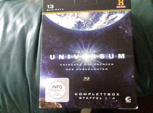 Unser Universum - Staffel 1-4 (2012)