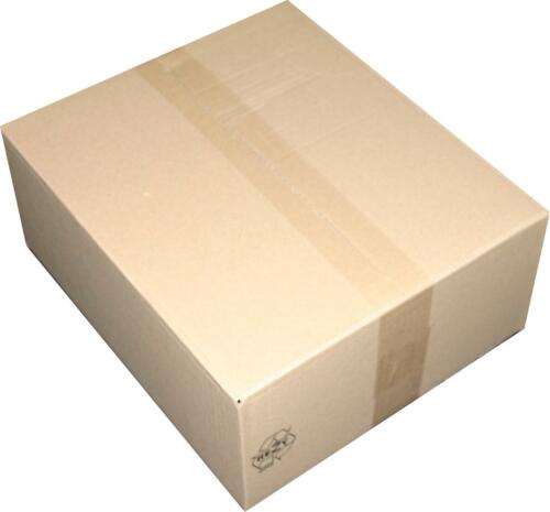 Faltkartons Kartons 340X290X140 mm 1-wellig Karton 50 St