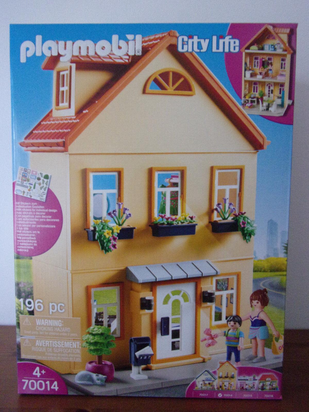 Playmobil City Life  Mia Piccola Città   70014 Mein Municipio -