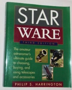 STAR-WARE-3rd-EDITION-SOFTCOVER-BOOK-BY-PHILIP-S-HARRINGTON