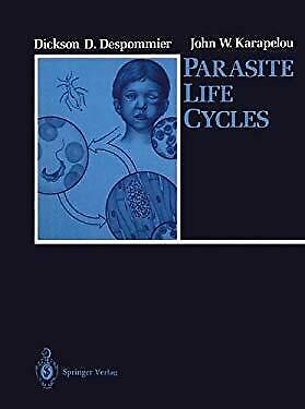 Parasite Life Cycles Hardcover Dickson D. Despommier