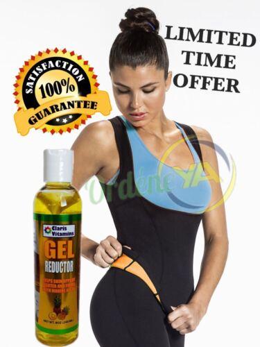 1 Gel Reductor Cami Redu Slim Control Faja Shaper Redushaper Hot Neoprene