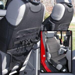 Image Is Loading Neoprene Seat Vest Covers PAIR For Jeep Wrangler