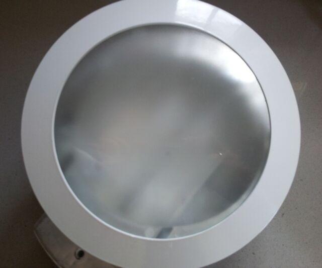 John Lewis Blanco Lámpara de techo con dos lámparas 23 Cm