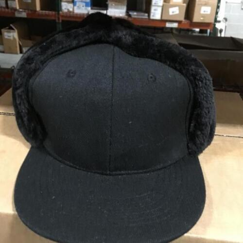 QUALITY WINTER HAT CLOSEOUT Pugs Gear with Furlike Earflap. BEIGE 1  HAT