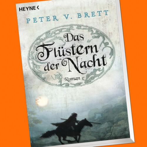 1 von 1 - PETER V. BRETT   DAS FLÜSTERN DER NACHT   Demon Zyklus (2) (Buch)