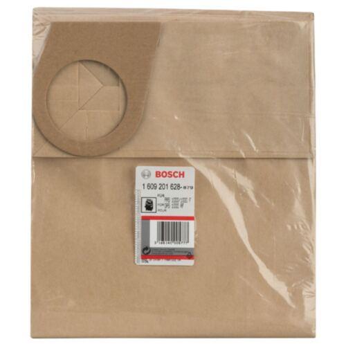 BOSCH Papierfilterbeutel passend zu GAS 1000// PAS 90