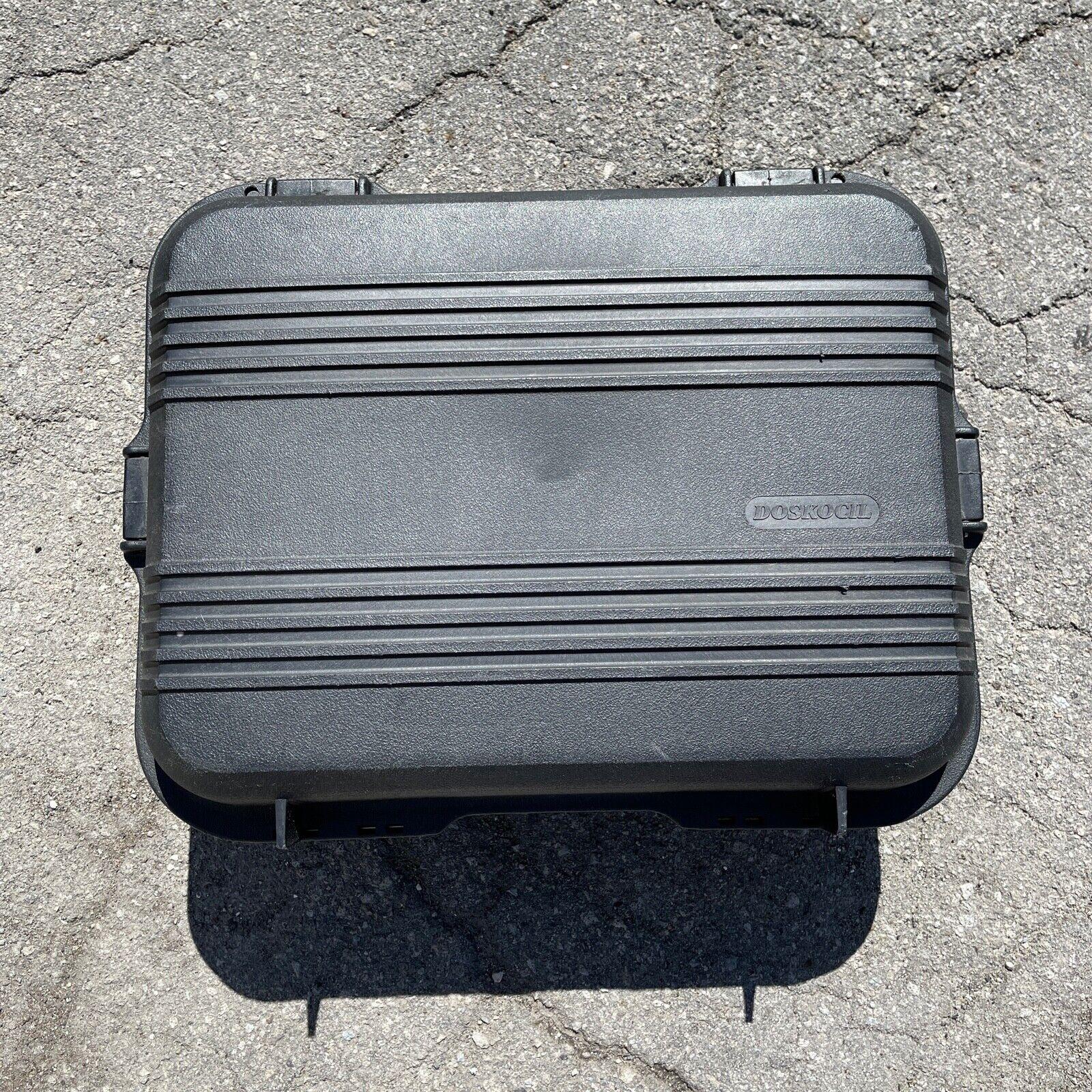 ^ Doskocil Weatherproof Waterproof Locking Case w/ Camera Inserts [pre cut]
