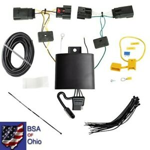 Trailer-Hitch-Wiring-Tow-Harness-For-Jeep-Wrangler-JL-2018-2019-2020-2021