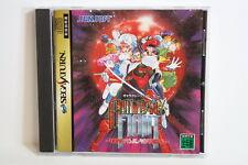 Galaxy Fight W/ Spine Reg Card Sega Saturn SS Japan Import US Seller SHIP FAST