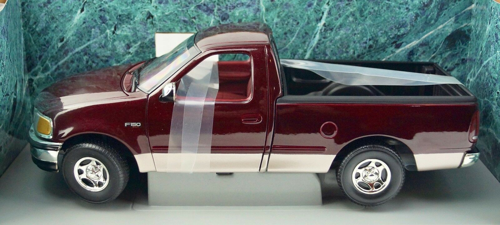 1997 Ford F150 Xlt 1 18 American American American Muscle Collector's Edition, Nuevo 3ce488