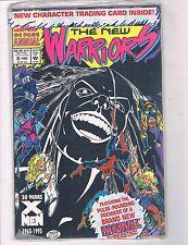 The New Warriors Annual #3 NM Marvel Comics Sealed Bag Comic Book 1993 DE44