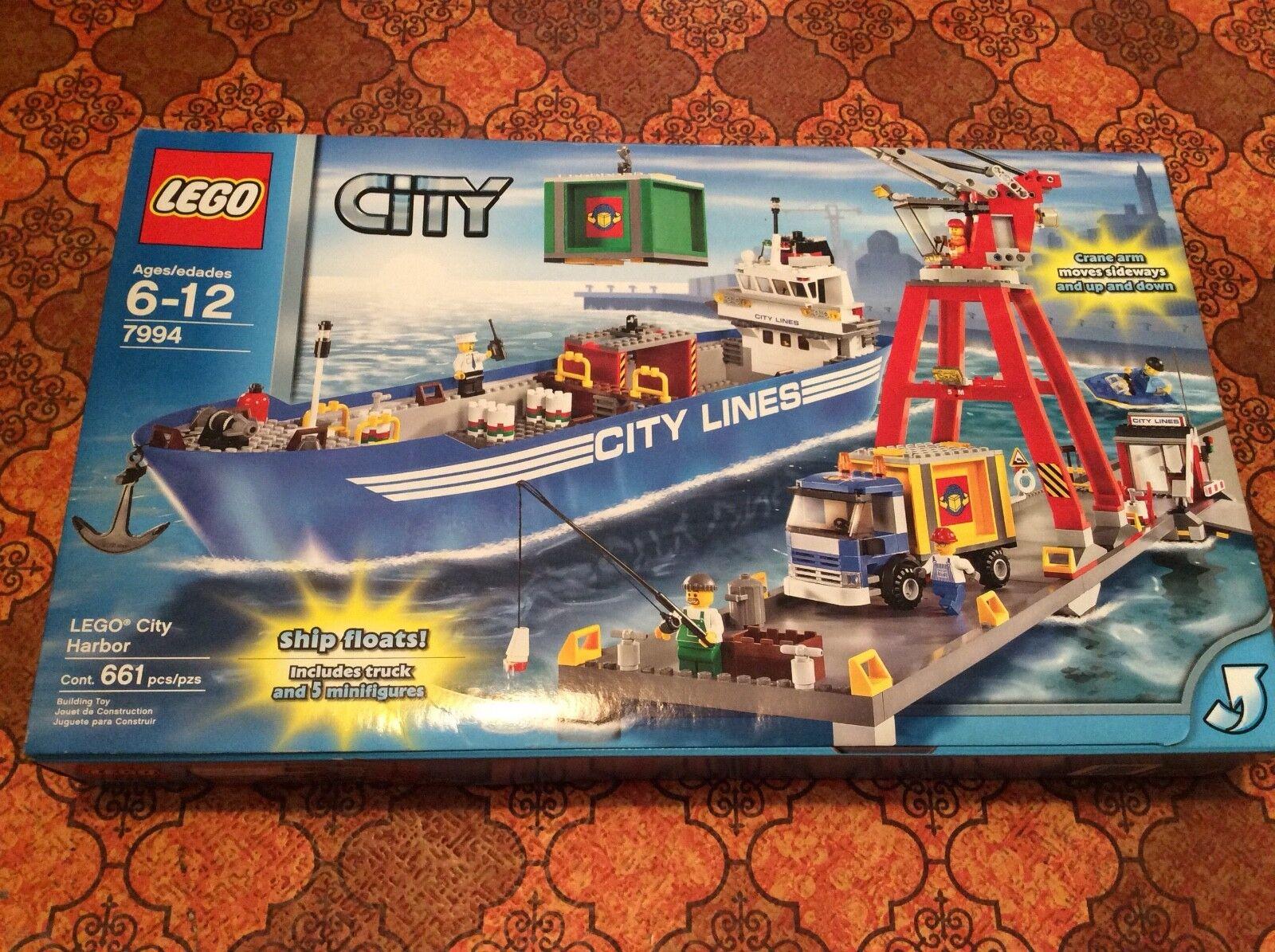 LEGO città - città Harbor 7994 - BRe  nuovo, factory sealed  prodotti creativi