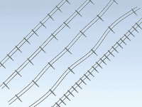 Faller Ho Scale 1/87 Iron Fence Kit | Ships From Usa | 180432