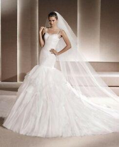 Hochzeitskleid Größe 44 Angemessen Brautkleid Marke La Sposa Neu Ein BrüLlender Handel